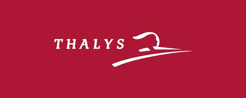 Logo train Thalys