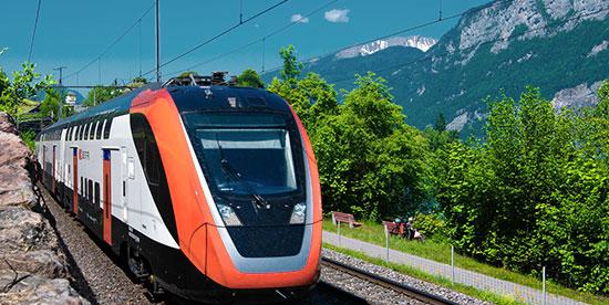 Navette gare Saint Jean de Maurienne station de ski