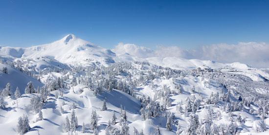 Domaine skiable Les Pyrénées