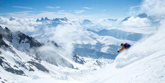 Accès Alpe d'Huez