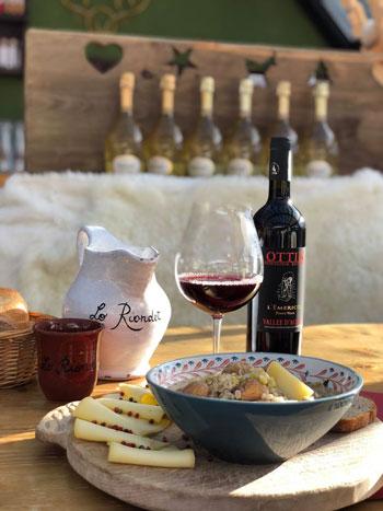 Gastronomie La Rosière