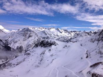 Station ski Artouste