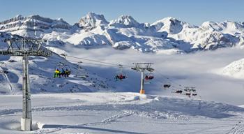 Station de ski Astun