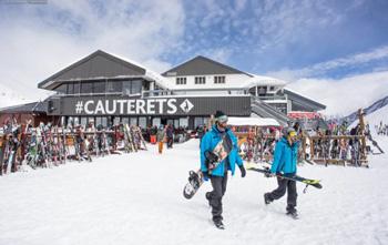 Station ski Cautarets