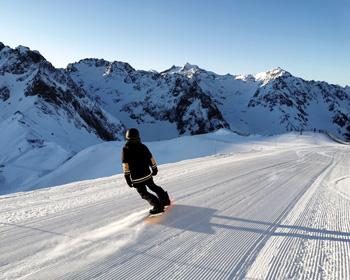 Station ski grand Tourmalet