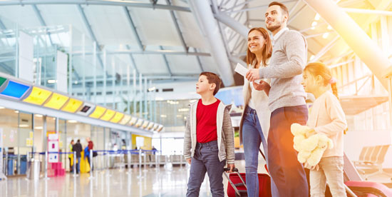 Navettes aéroport départ Lyon vers Val Thorens