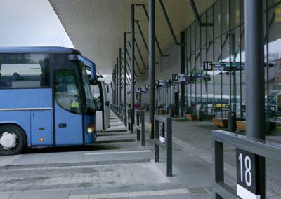 bus gare routière