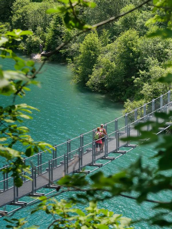 rando montagne lac saint guerin